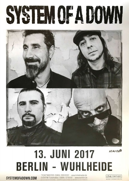 Datei:System of a Down 2017.jpg